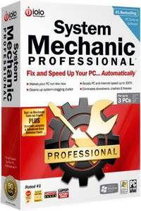 System Mechanic Professional 10.5.3.16