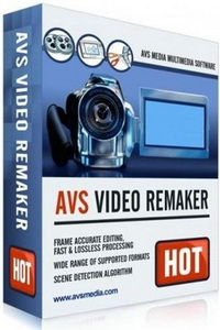 AVS Video ReMaker 4.0.1.125 Rus Portable