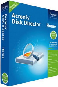 Acronis Disk Director 11.0.2121