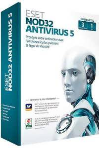 ESET NOD32 Antivirus 5.0.94.4 Final