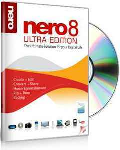 Nero 8 Ultra Edition 8.3.2.1 Mult/Rus (x64/x32)