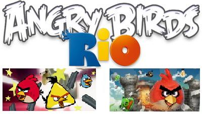 Angry Birds Rio Portable (2011/ PC)