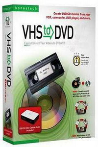 Honestech VHS to DVD v 5.0.24 Ru