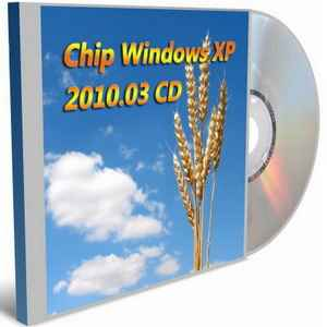 Chip Windows XP 2010.03 CD