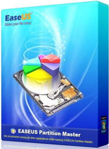 EASEUS Partition Master 7.0.1 Server Edition Retail _FOSI