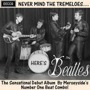 The Beatles - Never Mind The Tremeloes... Here's The Beatles