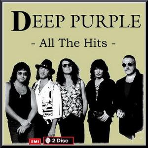 Deep Purple - All Hits. 2CD (2010)